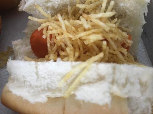 mini hot dog